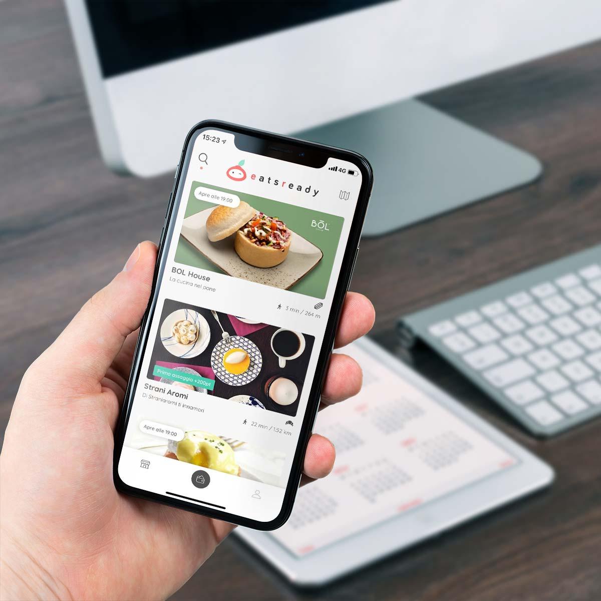 bol house novità buoni pasto digitali